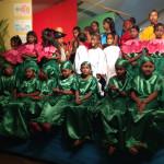 De volledige cast 'Nickerie yu alesi e meki wi gro'
