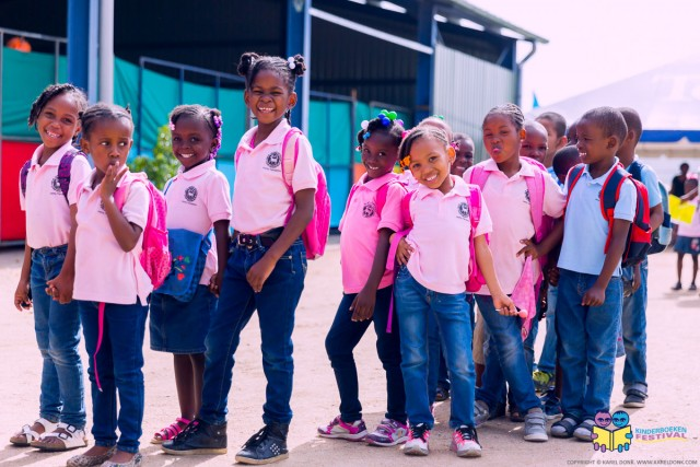 Kinderboekenfestival 2016 Paramaribo